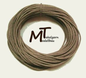 Rigging Ropes for Modelers